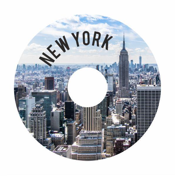 Speichenschutz, Stadt New York